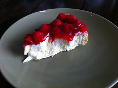 Sugar Free Low Carb Cheesecake