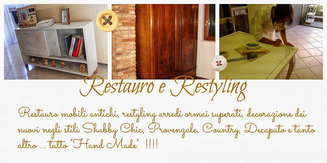 Restauro e Restyling