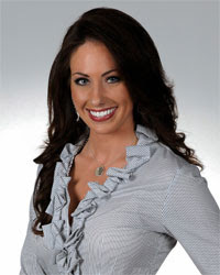 holly sonders golf channel
