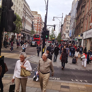 London Shopping | Oxford Street London