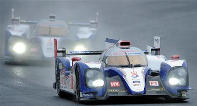 Toyota Raih Podium Le Mans 24 Jam