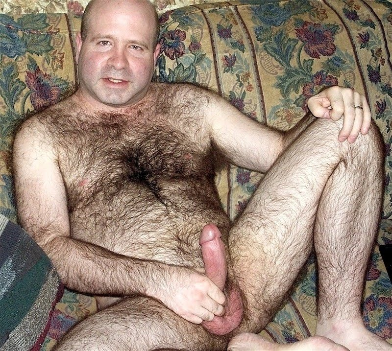 Hairy Naked Married Men