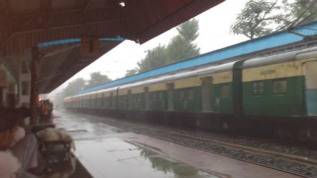 B.B.D. Bagh Station