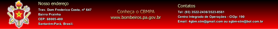 4º Grupamento de Bombeiros Militar - Pará