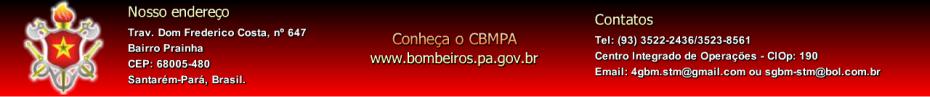 4º Grupamento de Bombeiros Militar - Pará