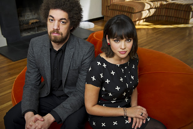 Norah Jones and Danger Mouse