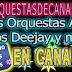 Grupos Orquestas Artistas Musicos Deejay de Canarias