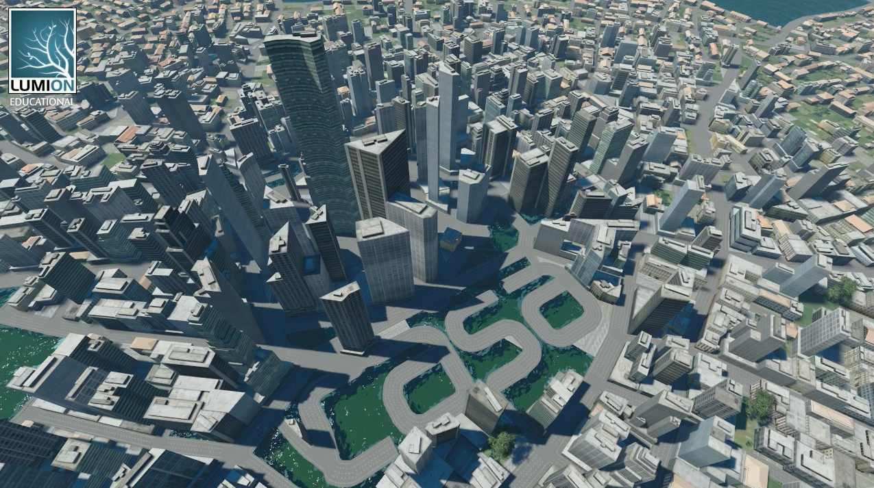 Cityengine the casa blog network Create 3d model online free