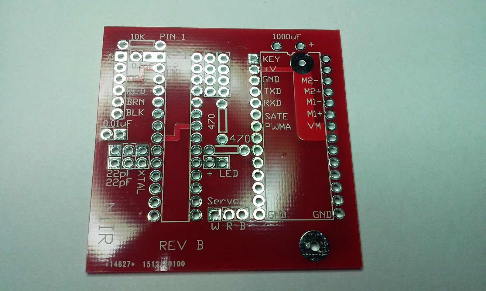 N1IR Electronics Website: PCB from China 3