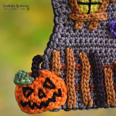 Crochet Jack-o-latern