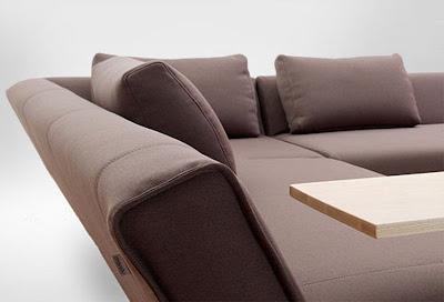 Sofa dengan Meja Portable 2