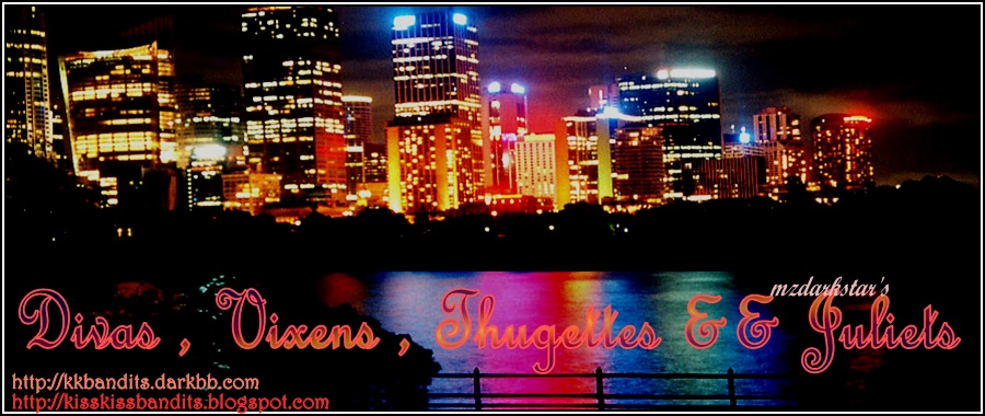 Divas, Vixens, Thugettes, Juliets - Online Young-Adult Story, Girls And Superpowers!