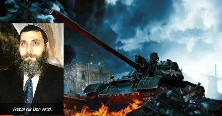 Ραβίνος αποκαλύπτει ότι ο πόλεμος του Γωγ και Μαγώγ ξεκίνησε και ότι ο Μεσσίας (Αντίχριστος) είναι εδώ!