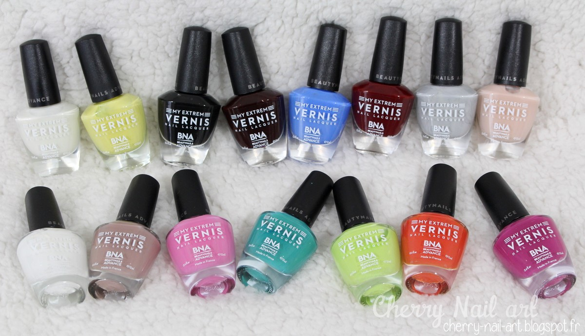 vernis bna beautynails advance