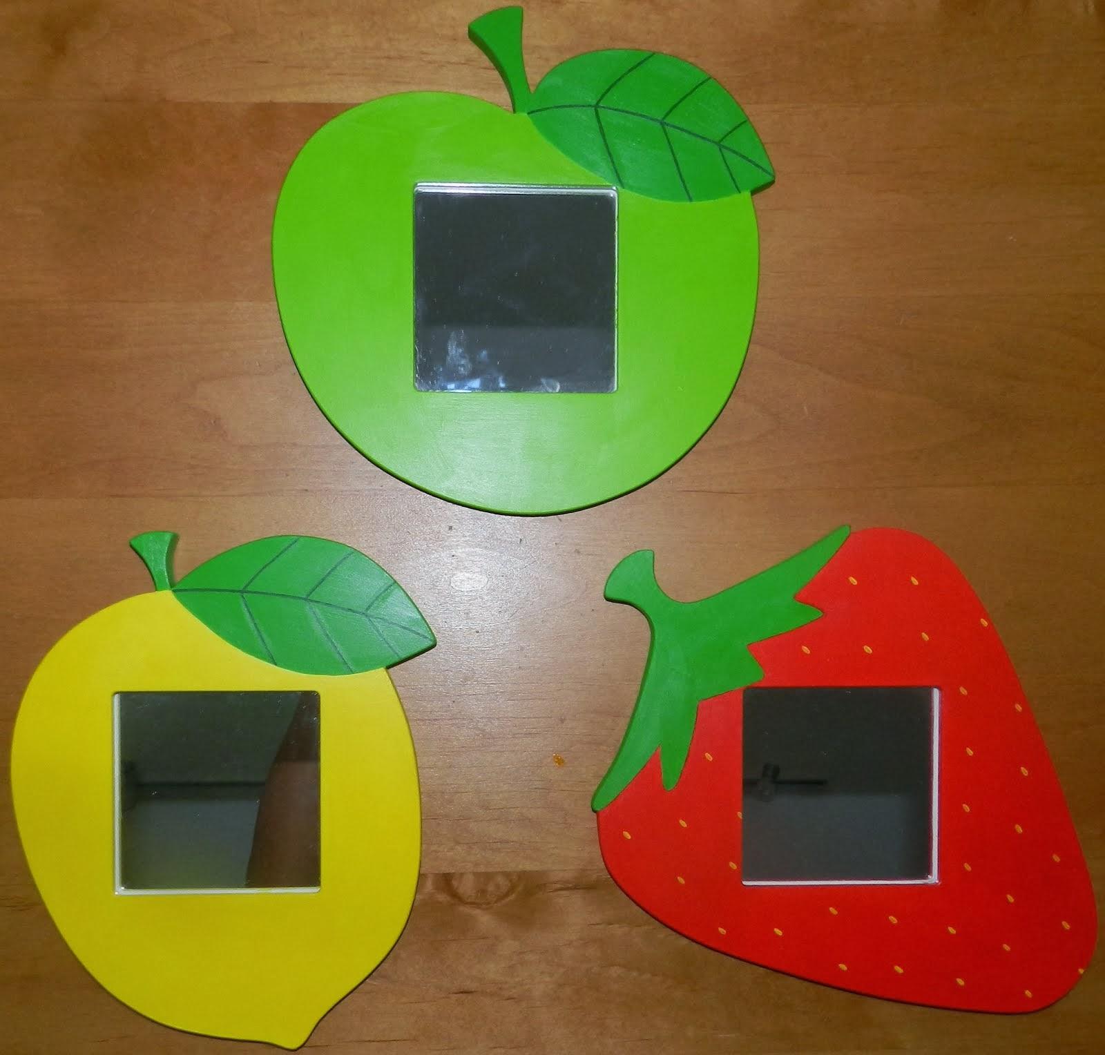 Miroir fruit