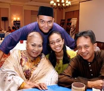 keluarga benjy azeanirdawaty