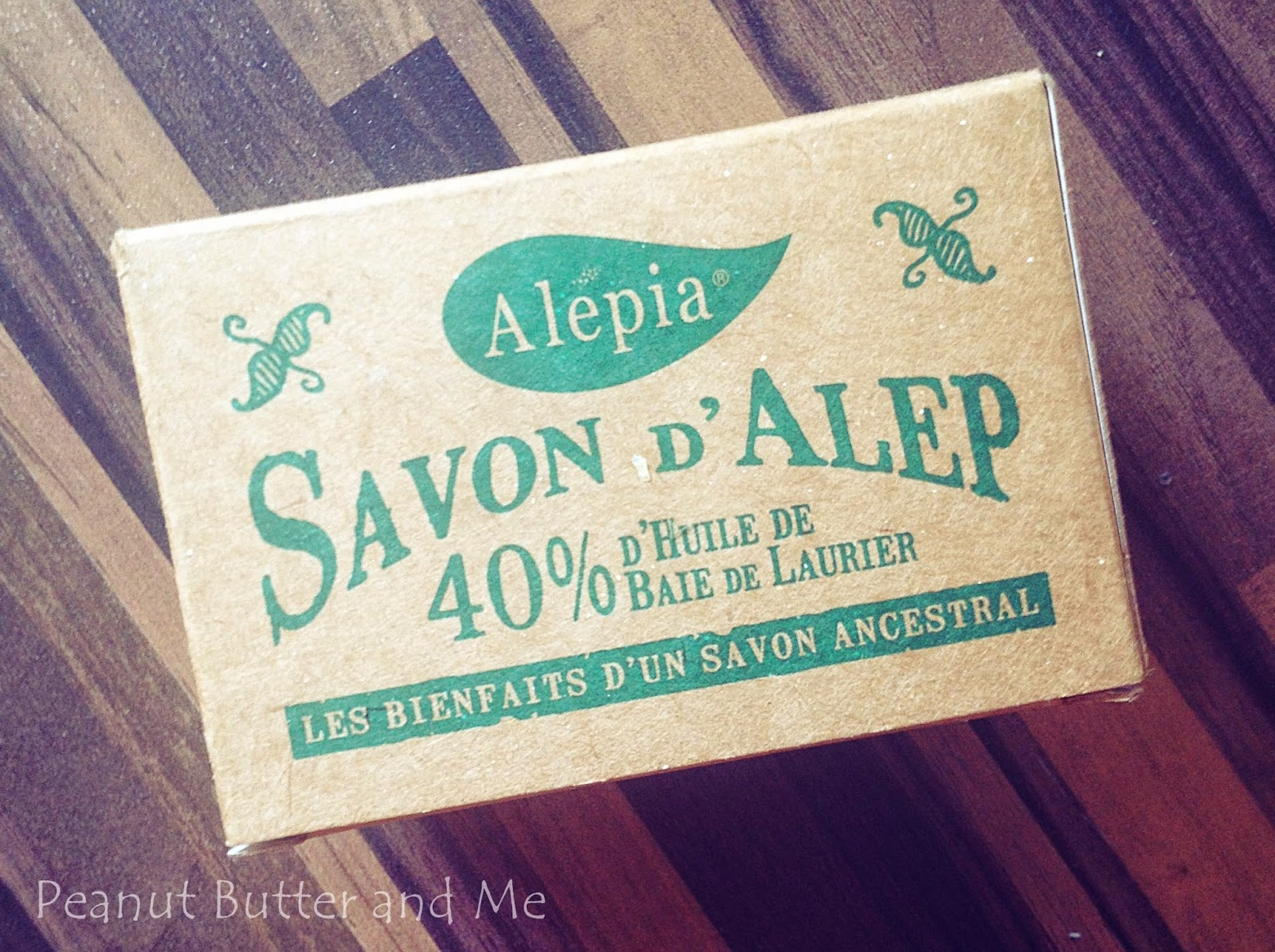Savon D'alep alep mydło