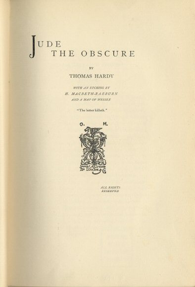 jude the obscure arabella analysis Contrasting sue and arabella in thomas hardy´s jude the obscure - nermin  bastug  in the following i will analyse various aspects which demonstrate the.