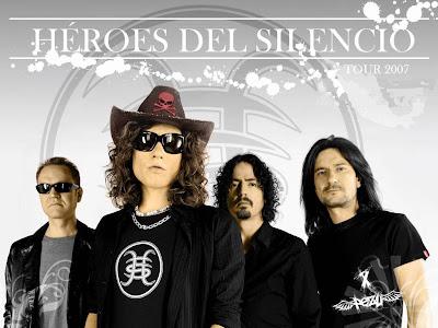 Ahora Discografia de Heroes del silencio