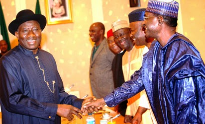 2015 Battle: Jonathan Goes After Aggrieved APC Leaders