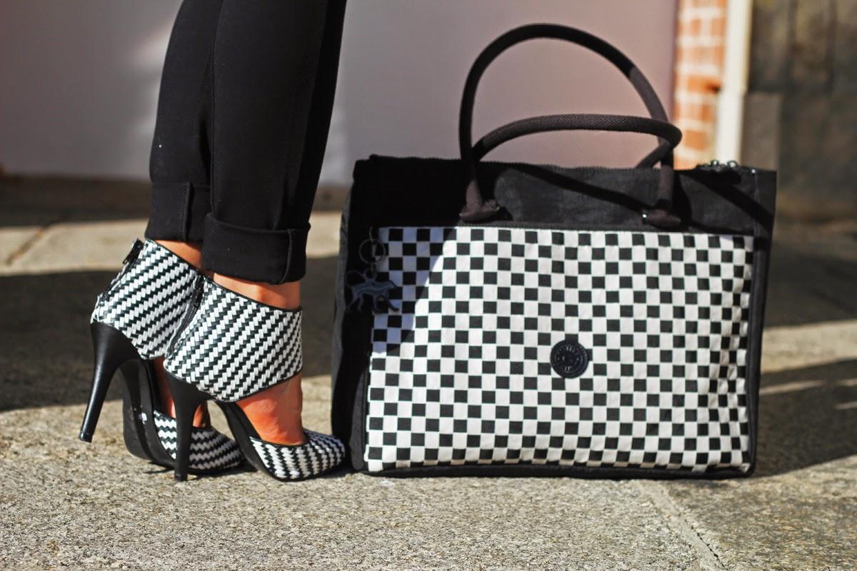 kipling bag shoes myberlinfashion outfit