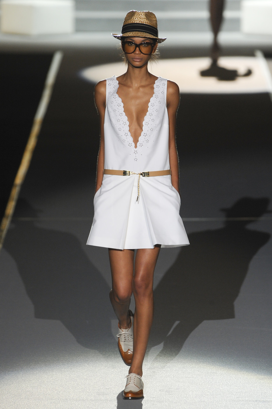 via fashioned by love | DSquared2 Spring/Summer 2011 White
