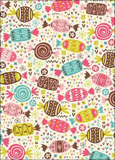 divertidos caramelos