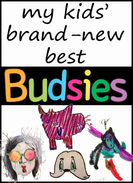 Budsies - awesome stuffed toys based on kids' artwork! Review from Robyn Welling @RobynHTV