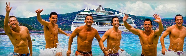 Crucero gay Atlantis 2009
