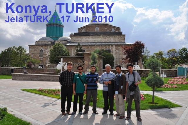 Konya, TURKI