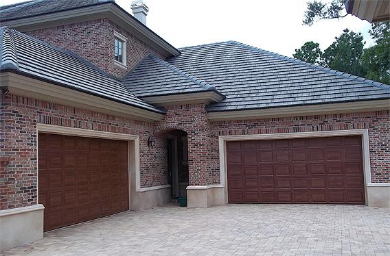 2013 07 28 everything i create paint garage doors to for Garage doors look like wood