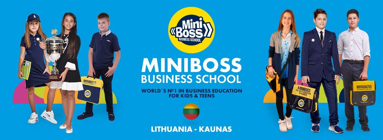 MINIBOSS BUSINESS SCHOOL (KAUNAS) (Eng)