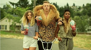 Macklemore Ryan Lewis Thrift-Shop-youtube hot videos music HQ HD pix