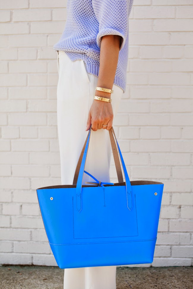 J.Crew Blue Sweater