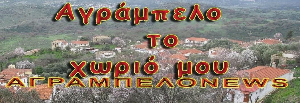 ΑΓΡΑΜΠΕΛΟNEWS