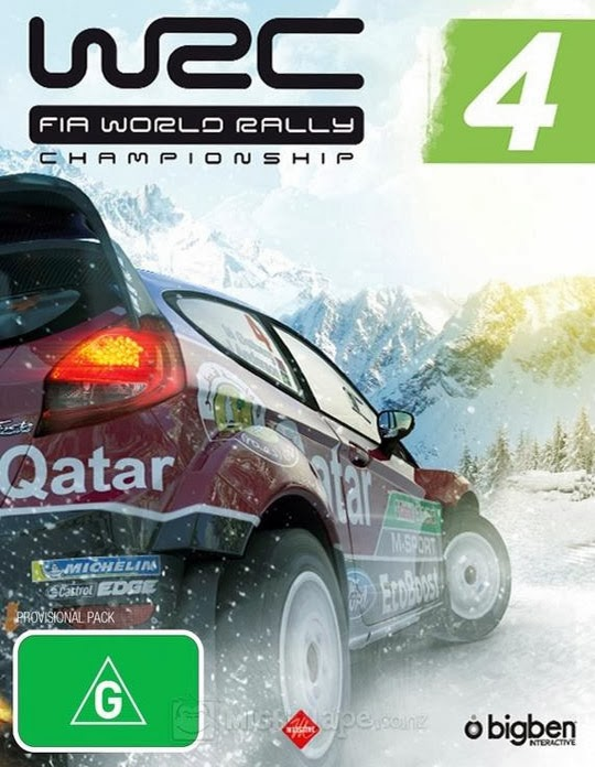 WRC 4: FIA World Rally Championship Full Oyun İndir