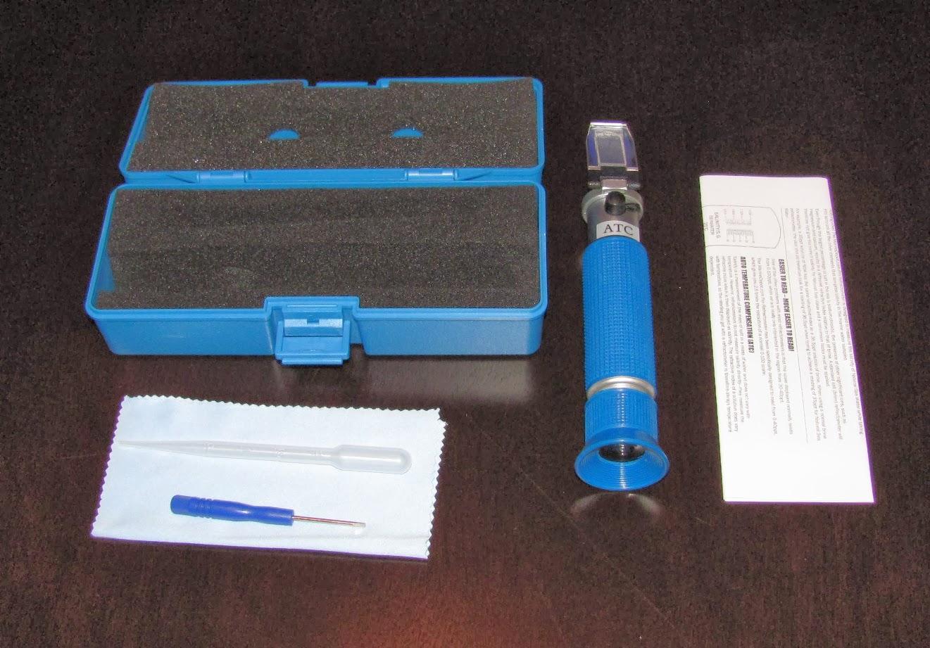Refractometers: Standard vs. Pro - Marine Depot Blog