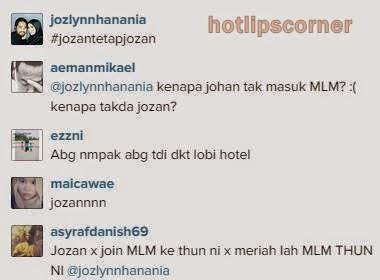 Peminat Desak Penjelasan Kenapa Jozan Tidak Sertai MLM 2014, info, terkini, hiburan, sensasi, MLM 2014