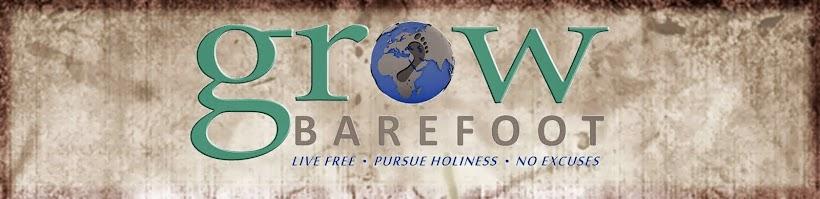 Grow Barefoot