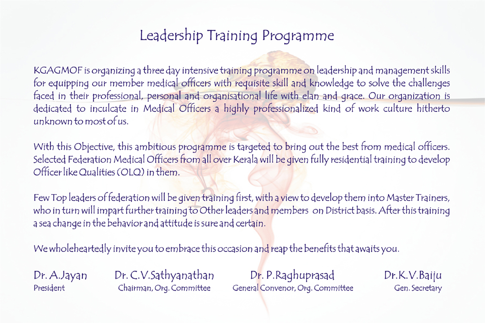 leadership and excellence The organizational leadership and development certificate program covers administrative leadership issues, supervision and team building, and project and human.
