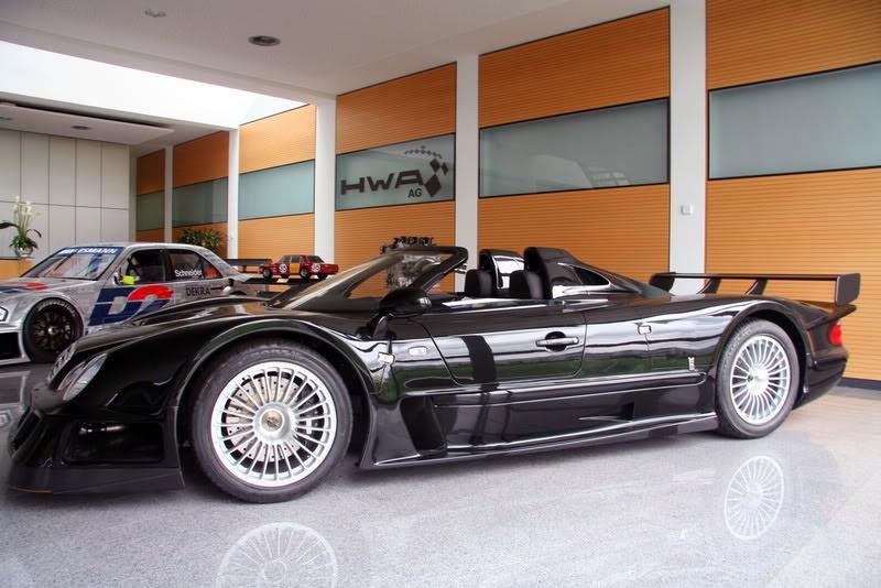 Mercedes-Benz R297 CLK GTR Roadster   BENZTUNING