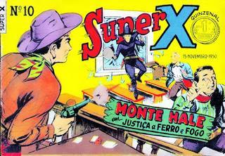 SUPER X Nº 010 1950