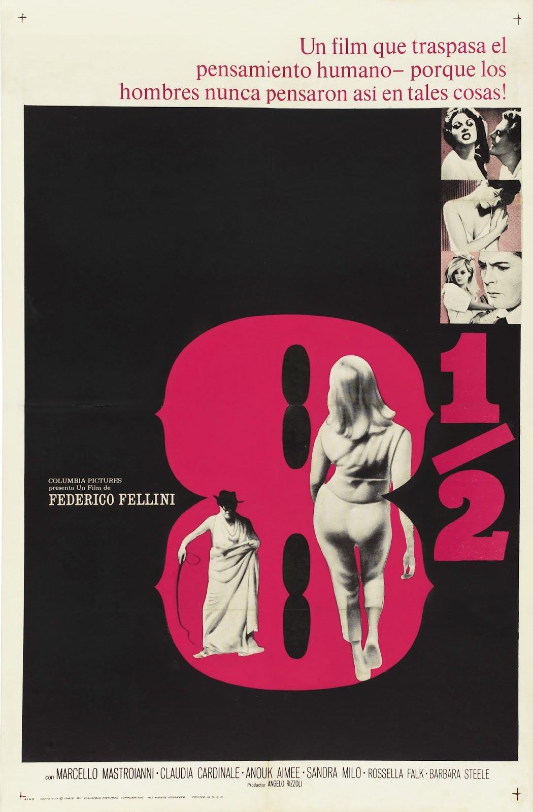 8½  movie poster 2