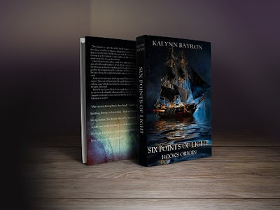 Pan, Neverland, Pirates, Fairies, Origin Stories, kalynn bayron, six points of light, captain hook backstory, peter pan prequel, peter pan book, captain hook book