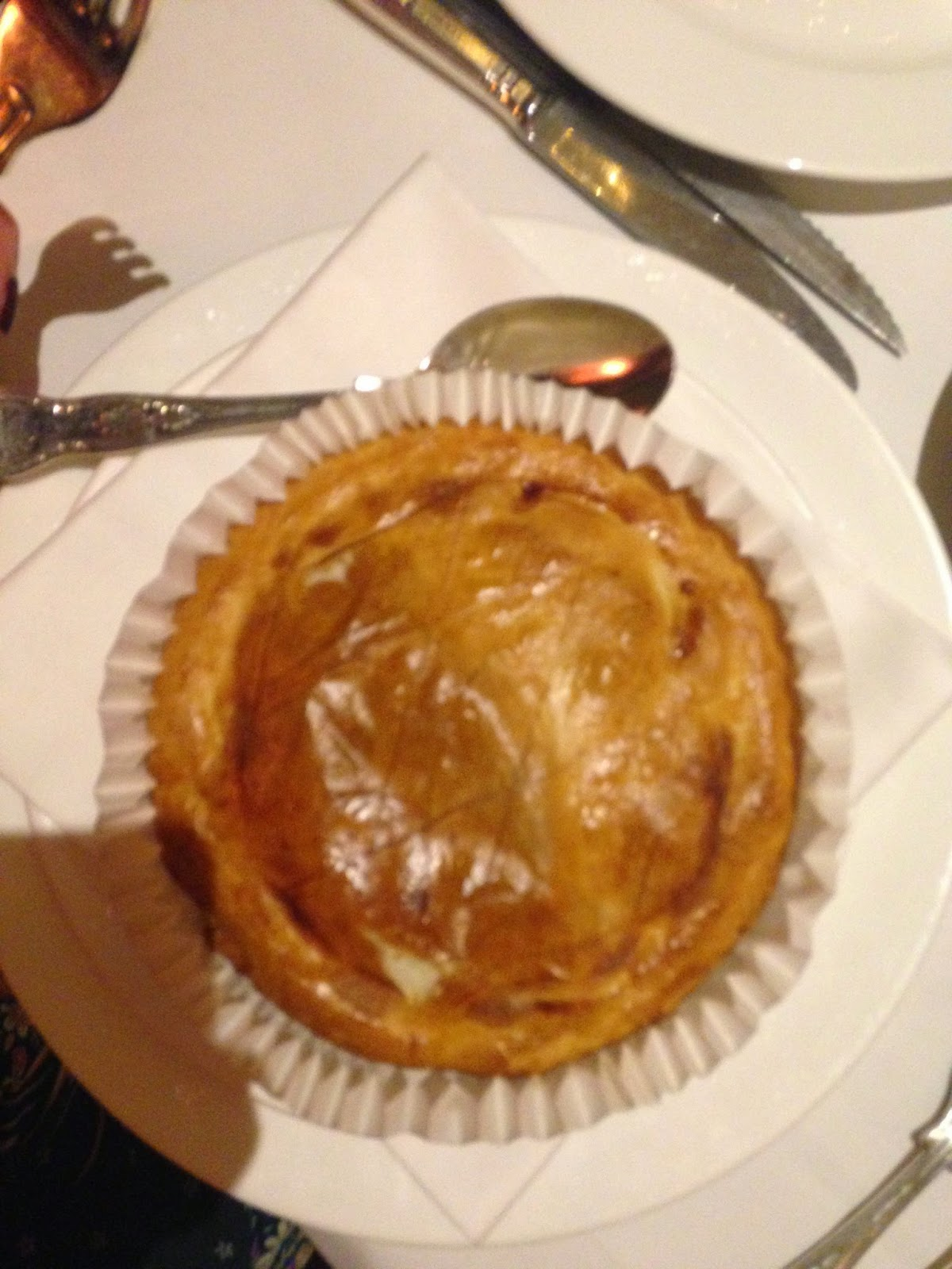 pie at Rules
