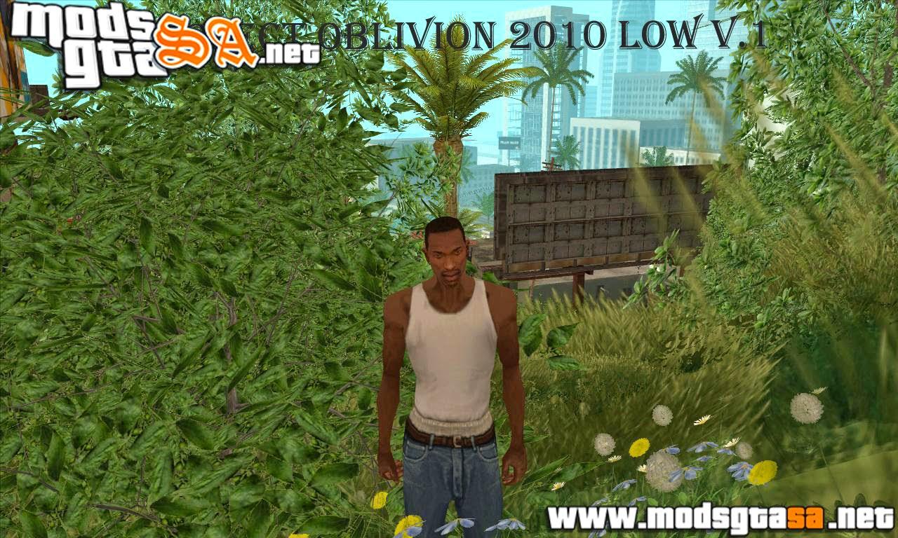 SA - Project Oblivion 2010 LOW v.1