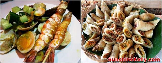 bijan restaurant, malay fine cuisine, malay food, best malay restaurant, mixed grilled, grill seafood, fried spring roll
