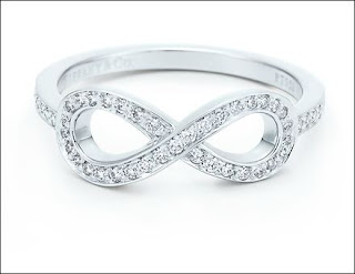 This is another type of Infinity Rings with the infinity symbol onto