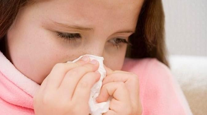 Cara Meredakan Flu Pada Anak
