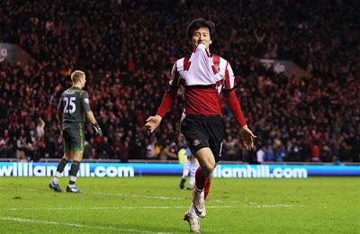Sunderland 1 - 0 Manchester City (1)